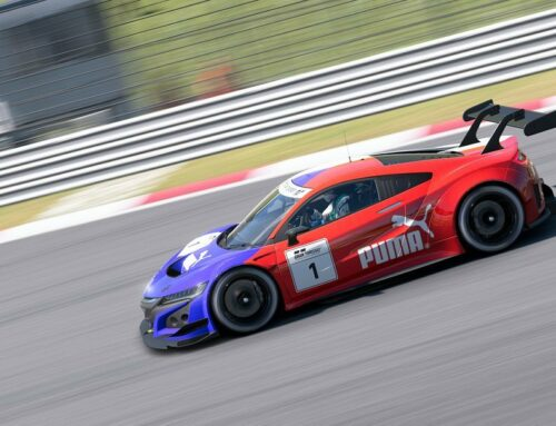 Vítězem mistrovství ČR Gran Turismo Sport se stal Nikita Moysov