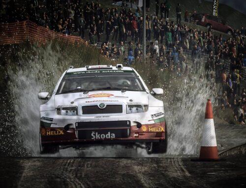 Škoda Motorsport 120 let Trophy zná účastníky živého finále
