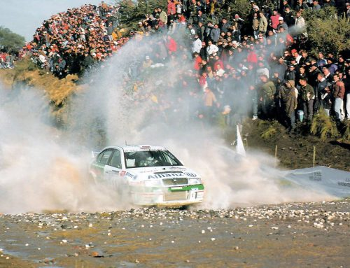 Jak hasiči vyřadili tým Škoda Motorsport z Rally Argentina